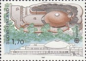 [EUROPA Stamps - Modern Architecture, Typ ABS]