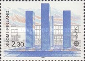 [EUROPA Stamps - Modern Architecture, Typ ABT]