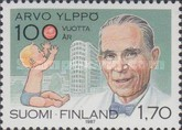 [The 100th Anniversary of the birth of the Arvo Ylppö, Typ ACC]