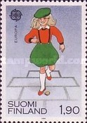 [EUROPA Stamps - Children's Games, Typ ADY]
