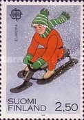 [EUROPA Stamps - Children's Games, Typ ADZ]