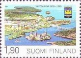 [The 350th anniversary of the town of Savonlinna, Typ AEF]