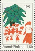 [Christmas stamps, Typ AJR1]