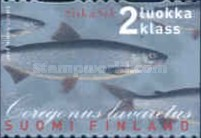 [Fish and Bird - Selv-adhesive Stamp, Typ AVN]
