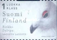 [Fish and Bird - Selv-adhesive Stamp, Typ AVO]