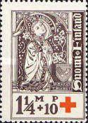 [Red Cross charity - Bishops, Typ AW]