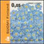 [Flowers - Forget Me Not - Self-Adhesive Stamps, Typ AXK]