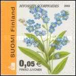 [Flowers - Forget Me Not - Self-Adhesive Stamps, Typ AYB]