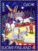 [EUROPA Stamps - The Circus, Typ AZC]