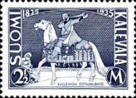 [The 100th anniversary of the publication of the Finnish national epic Kalevala, Typ BI]