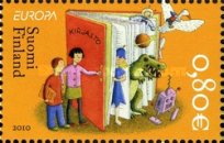 [EUROPA Stamps - Children's Books, Typ BOZ]