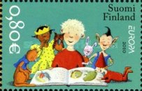 [EUROPA Stamps - Children's Books, Typ BPA]