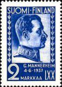 [The 70th Anniversary of the Birth of Field marshal Mannerheim, Typ BQ]