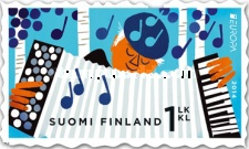 [EUROPA Stamps - Musical Instruments, Typ BZE]