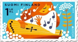 [EUROPA Stamps - Musical Instruments, Typ BZF]