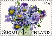 [Flowers - Bunch of Violas, Typ BZN]