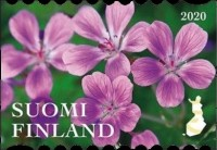 [International Year of Plant Health - Natural Flowers, type COA]