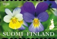 [International Year of Plant Health - Natural Flowers, type COE]