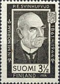 [In memory of President Svinhufvud, Typ DR]