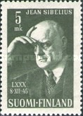 [The 80th Anniversary of the Birth of Jean Sibelius, Typ ED]