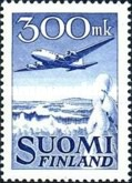 [Airmail - Airplane, Typ GI]