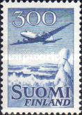 [Airmail - Nr 391 without mk, Typ GI1]