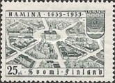 [The 300th anniversary of the town of Hamina, Typ HJ]