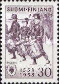 [The 400th anniversary of the town of Pori, Typ JQ]