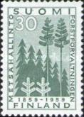 [The 100th anniversary of the forest administration, Typ KD]