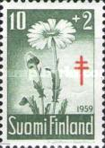 [The prevention of tuberculosis - Flowers, Typ KF]