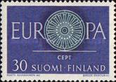 [EUROPA Stamps, Typ KT]