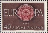 [EUROPA Stamps, Typ KT1]