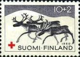 [Red Cross charity - Motifs from Lapland, Typ KV]