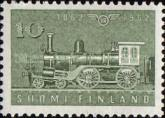 [The 100th anniversary of the railway, type LK]