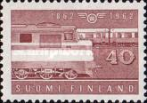 [The 100th anniversary of the railway, type LM]