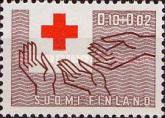 [The 100th anniversary of the International Red Cross, Typ LY]