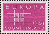 [EUROPA Stamps, Typ MB]