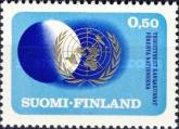[The 25th anniversary of the United Nations, Typ PU]