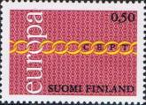 [EUROPA Stamps, type QB]