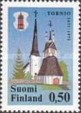 [The 350th anniversary of the town of Tornio, Typ QC]