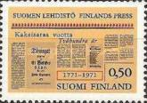[The 200th anniversary of the Finnish press, Typ QD]