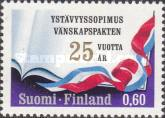 [The 25th anniversary of the co-operation and friendship Treaty with the Soviet Union, Typ RD]