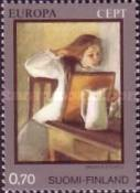 [EUROPA Stamps - Paintings, Typ SO]