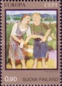 [EUROPA Stamps - Paintings, Typ SP]
