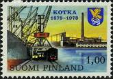 [The 100th anniversary of the town of Kotka, Typ UN]