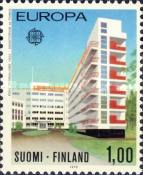 [EUROPA Stamps - Monuments, Typ UP]