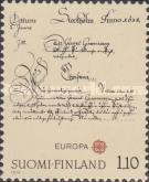 [EUROPA Stamps - Post and Telecommunications, Typ VE]