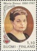 [The 100th anniversary of the birth of Maria Jotuni, Writer, Typ VZ]
