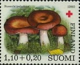 [Red Cross charity - Edible mushrooms, Typ WC]