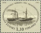 [Stamp exhibition NORDIA 1981, Typ WO]